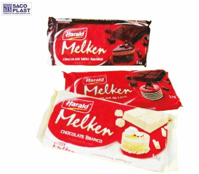 chocolate melkin barra 1kg