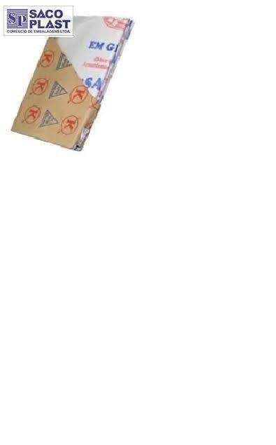 papel acoplado assados