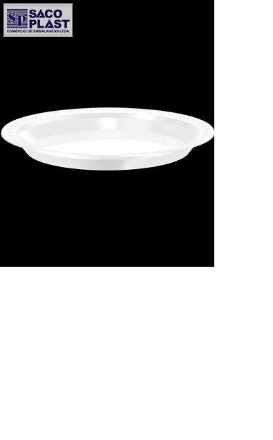 prato plastico 21cm