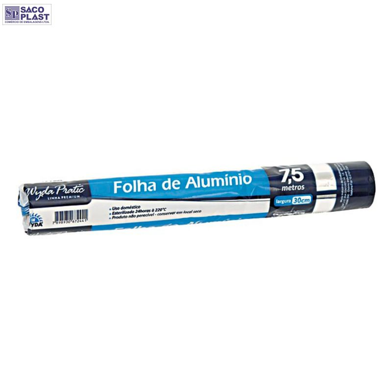 rolo aluminio